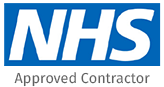 nhs logo for RB Mobility Services